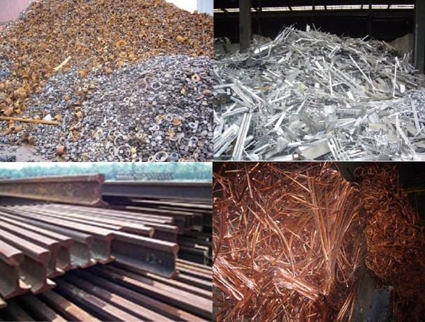 Recyclers of Oklahoma Metal Scrap Recycling - Home
